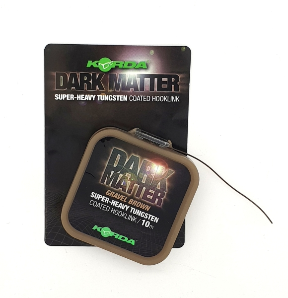 Korda Dark Matter Coated Braid Wire 18 lb